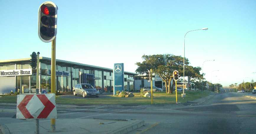 Suggested traffic planning for port elizabeth for Maritime motors used cars